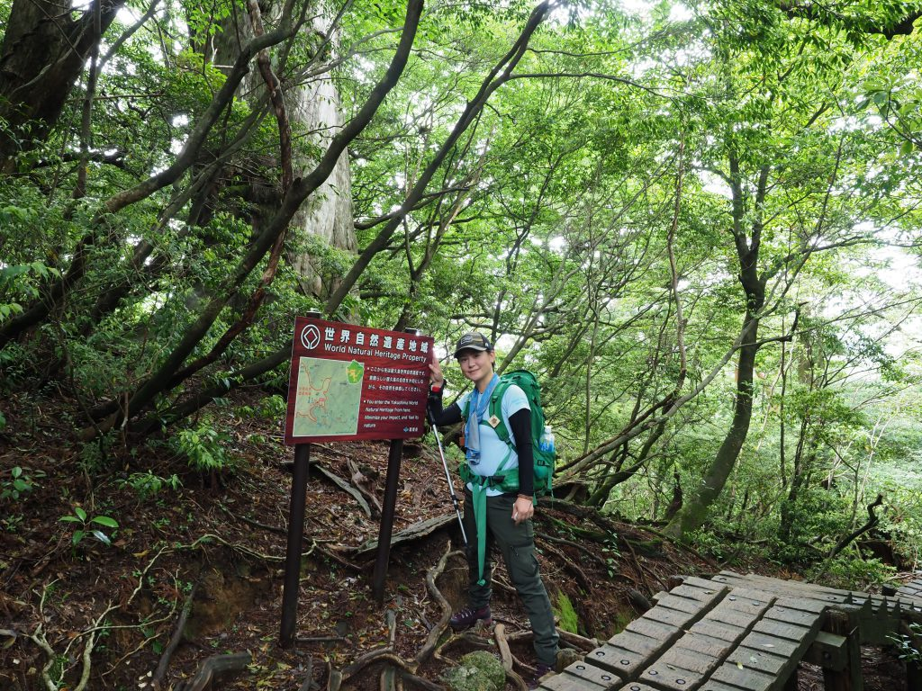 世界自然遺産登録地域