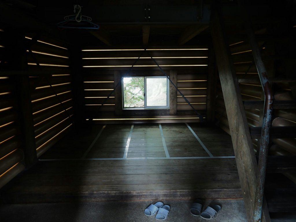 高塚小屋 1階